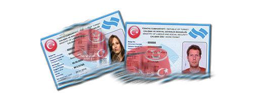 اقامة العمل في تركيا - الأوراق اللازمة لاستخراجها , شروطها و مدة اذن العمل في تركيا