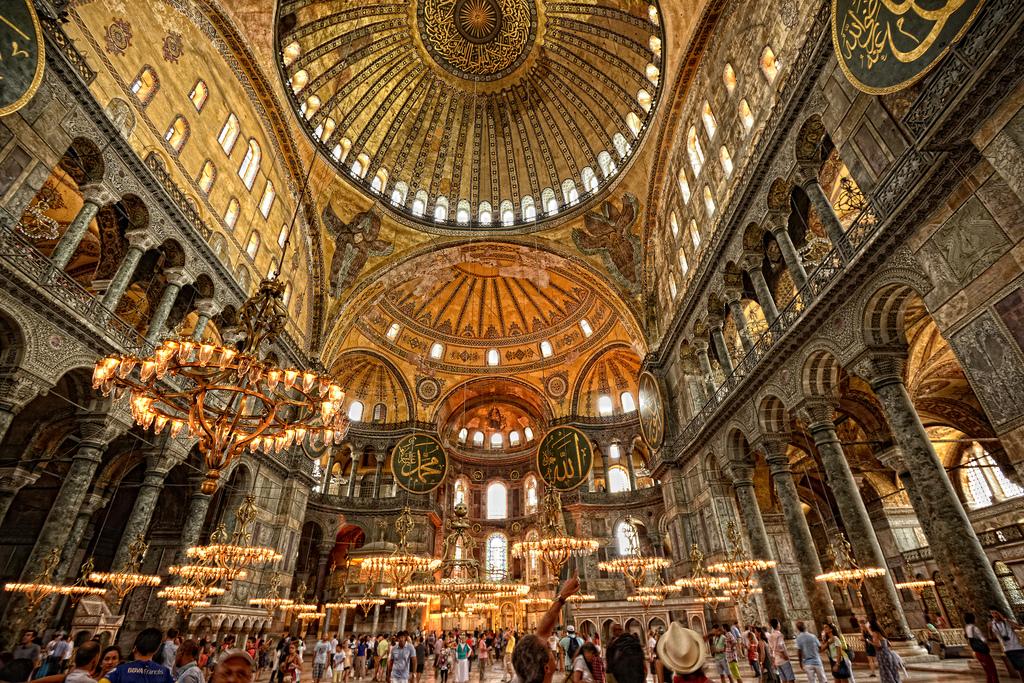 مسجد ايا صوفيا