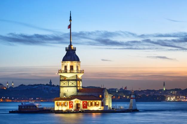 المناطق السياحية في تركيا
